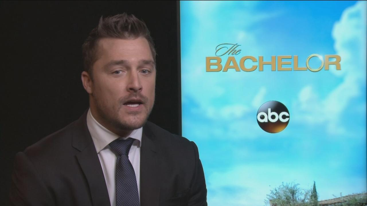 Sandy Kenyon sits down with The Bachelors Chris Soules