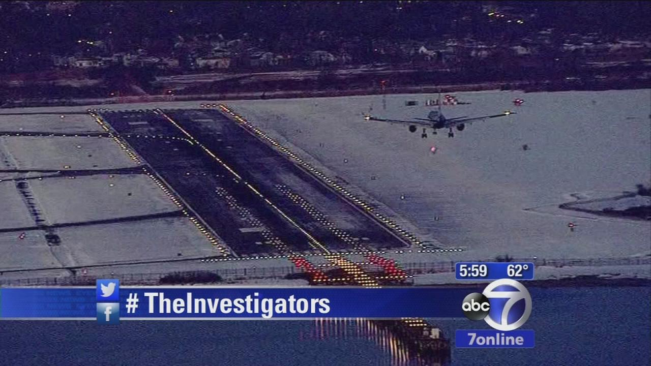Exclusive: Defective airport runway lights pose potential danger
