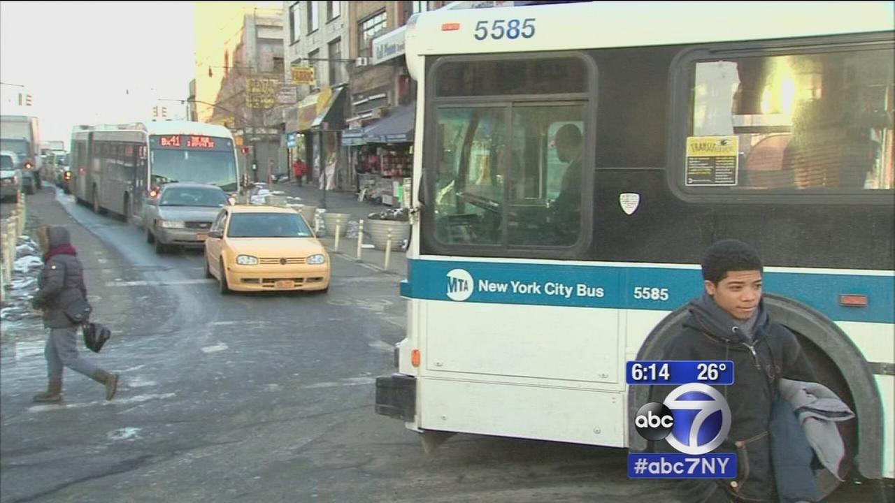 Buses may move a bit slower after union fights back against Vision Zero