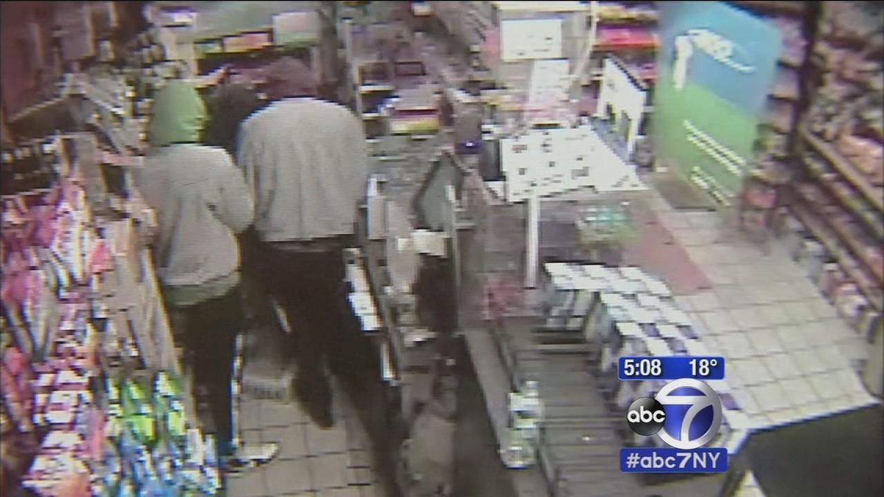 Robbers targeting gas stations and convenience stores in robbery spree