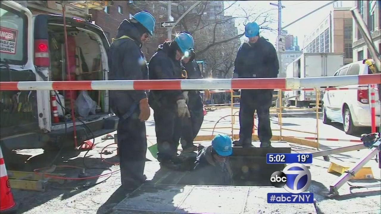 Cold weather causes power problems