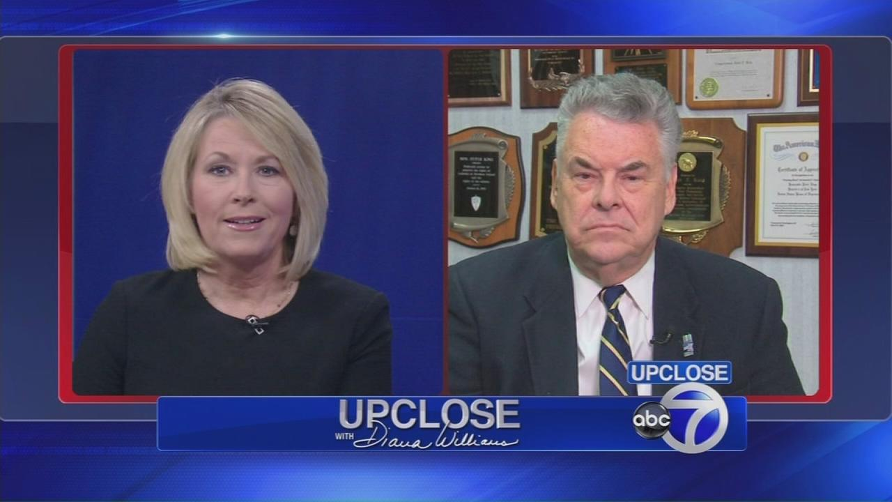 Up Close: Peter King on radicalized Islamic extremists
