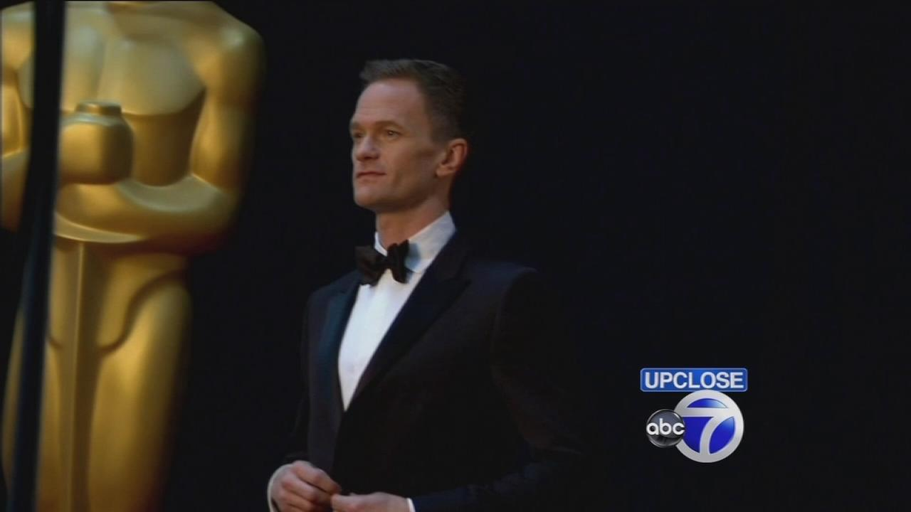 Up Close: Oscars big night with a new host
