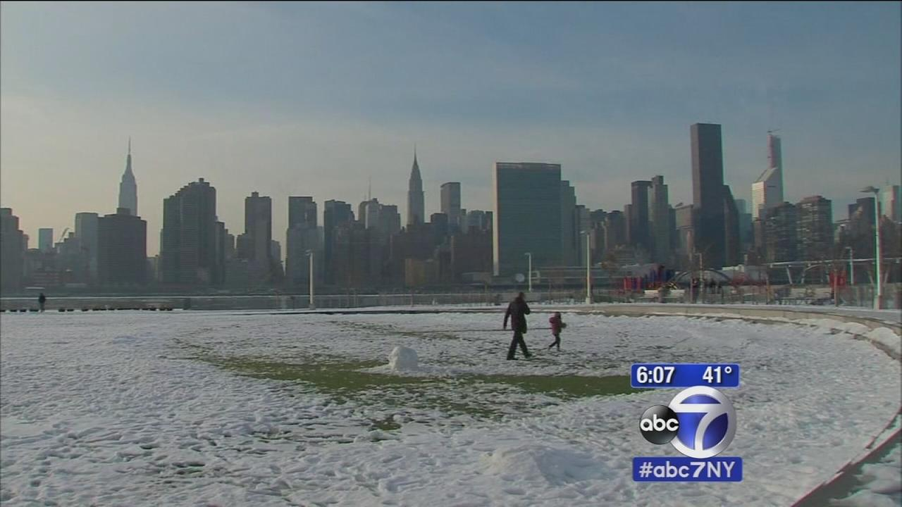 Tri-State gets break from brutal winter cold with warmer temperatures