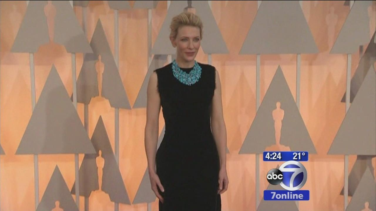 Fashion standouts at the Oscars