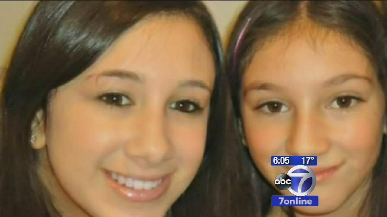 Suicide note indicates killing of teenage daughters premeditated