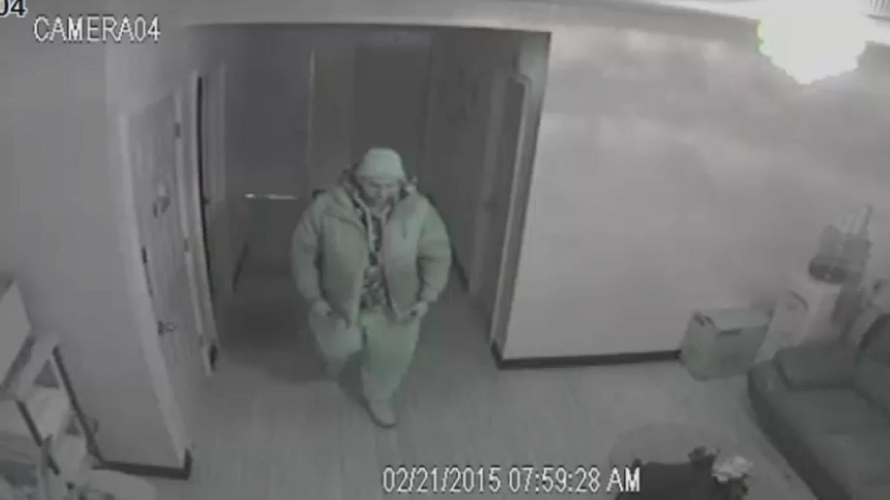 Suspect in Queens spa rape caught on camera