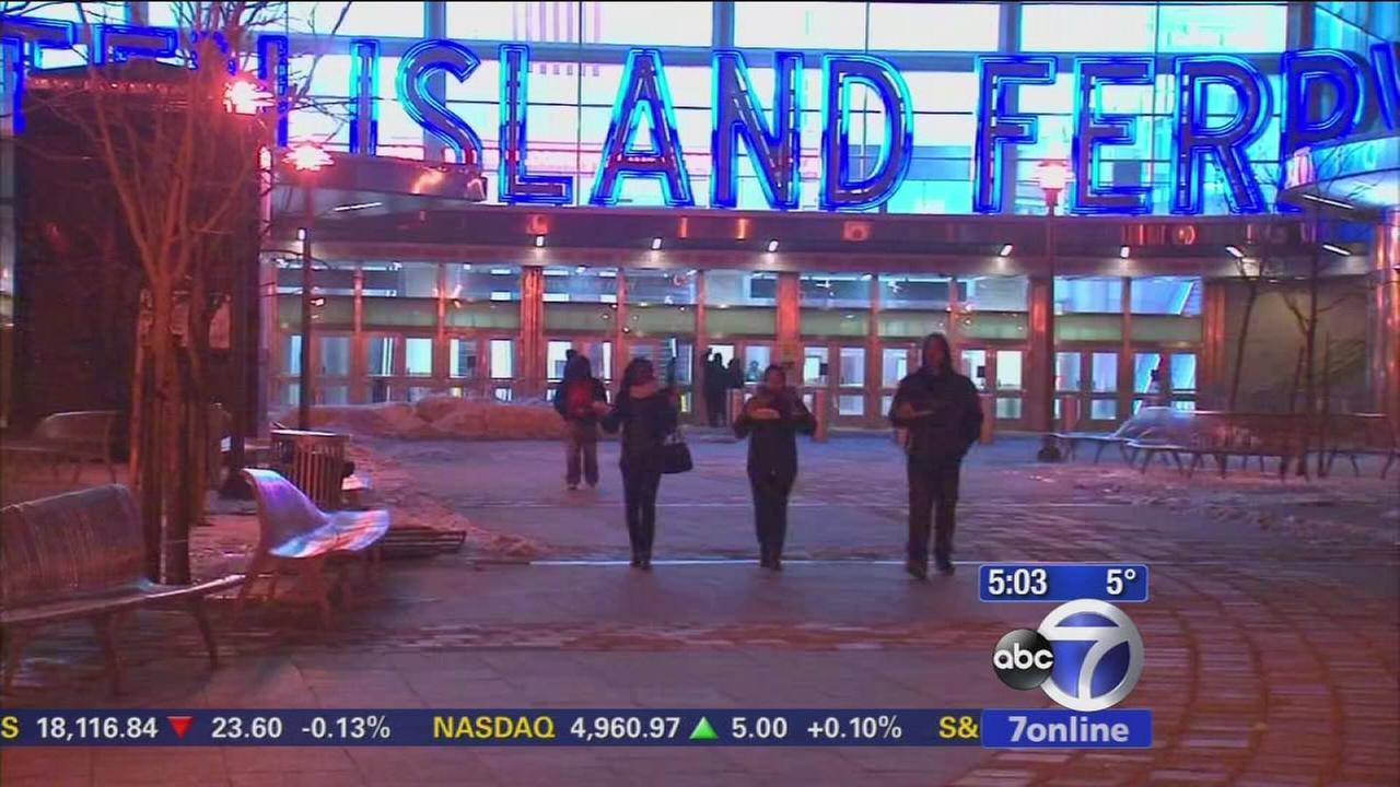 Frigid temps again blast the New York area
