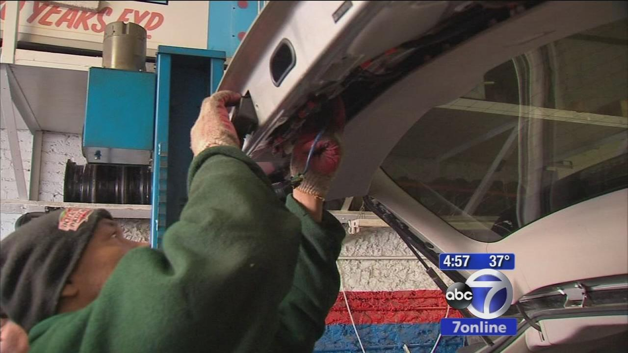 Business owners struggle because of cold weather