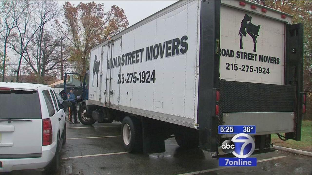NJ sting finds unlicensed moving companies