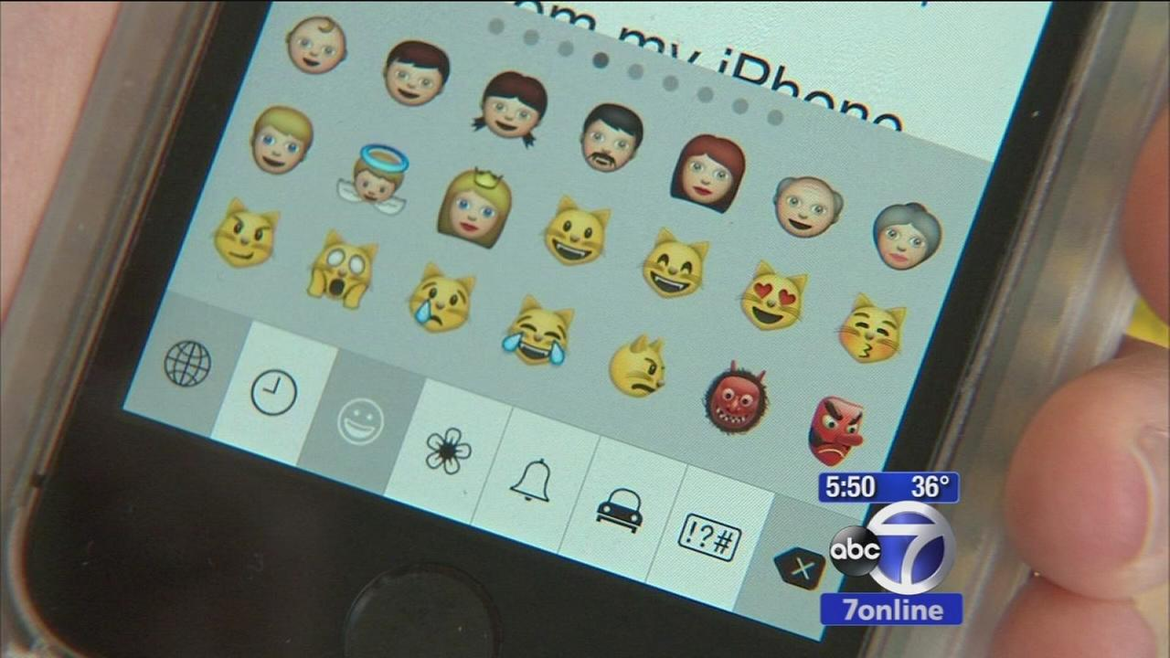 Apple faces criticism over new emojis