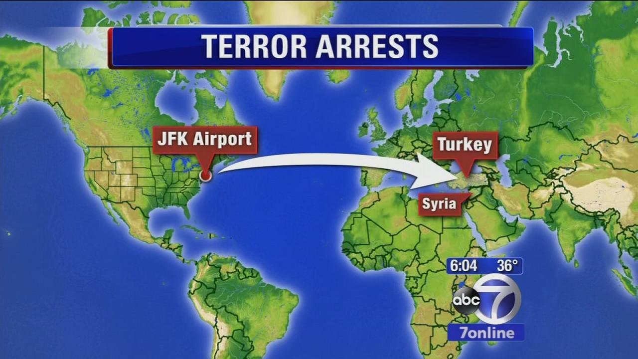 Travel agent remembers terror suspect