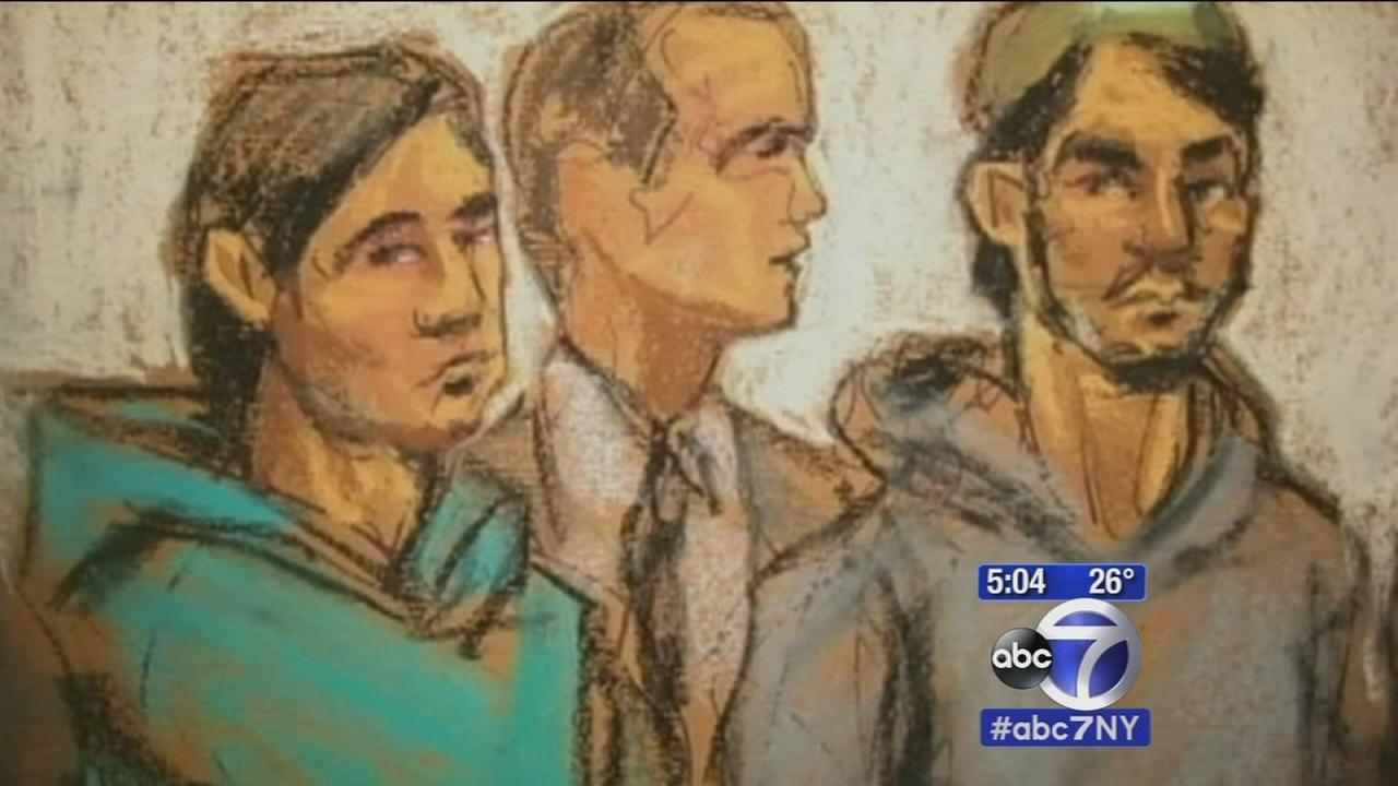New details on Brooklyn men accused of plotting to join ISIS