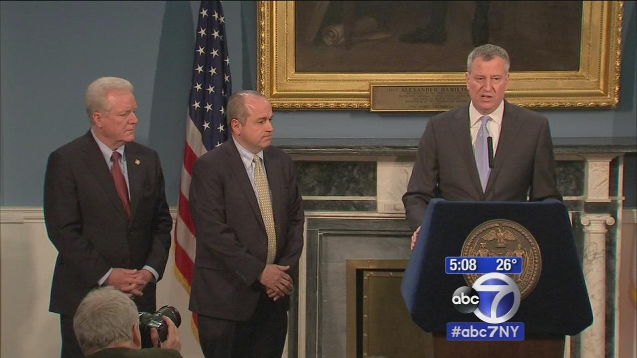 NYC reaches agreement with sergeants union