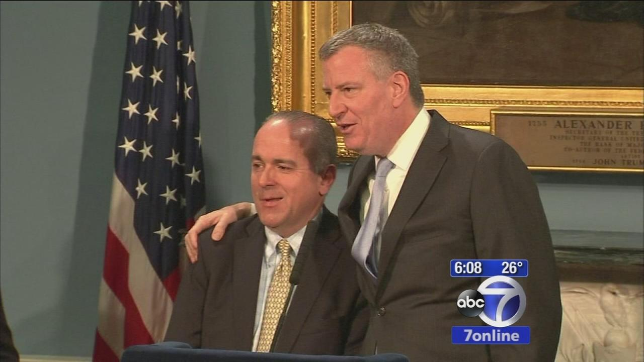 NYC reaches deal with sergeants union
