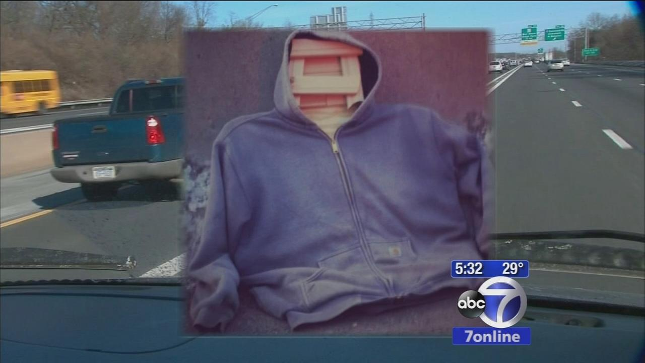Man makes fake passenger to use HOV lanes