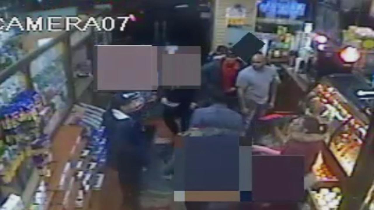 Police searching for 7 in Bronx deli assault