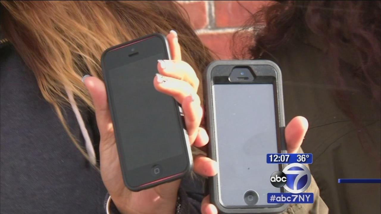 School cell phone ban lifted