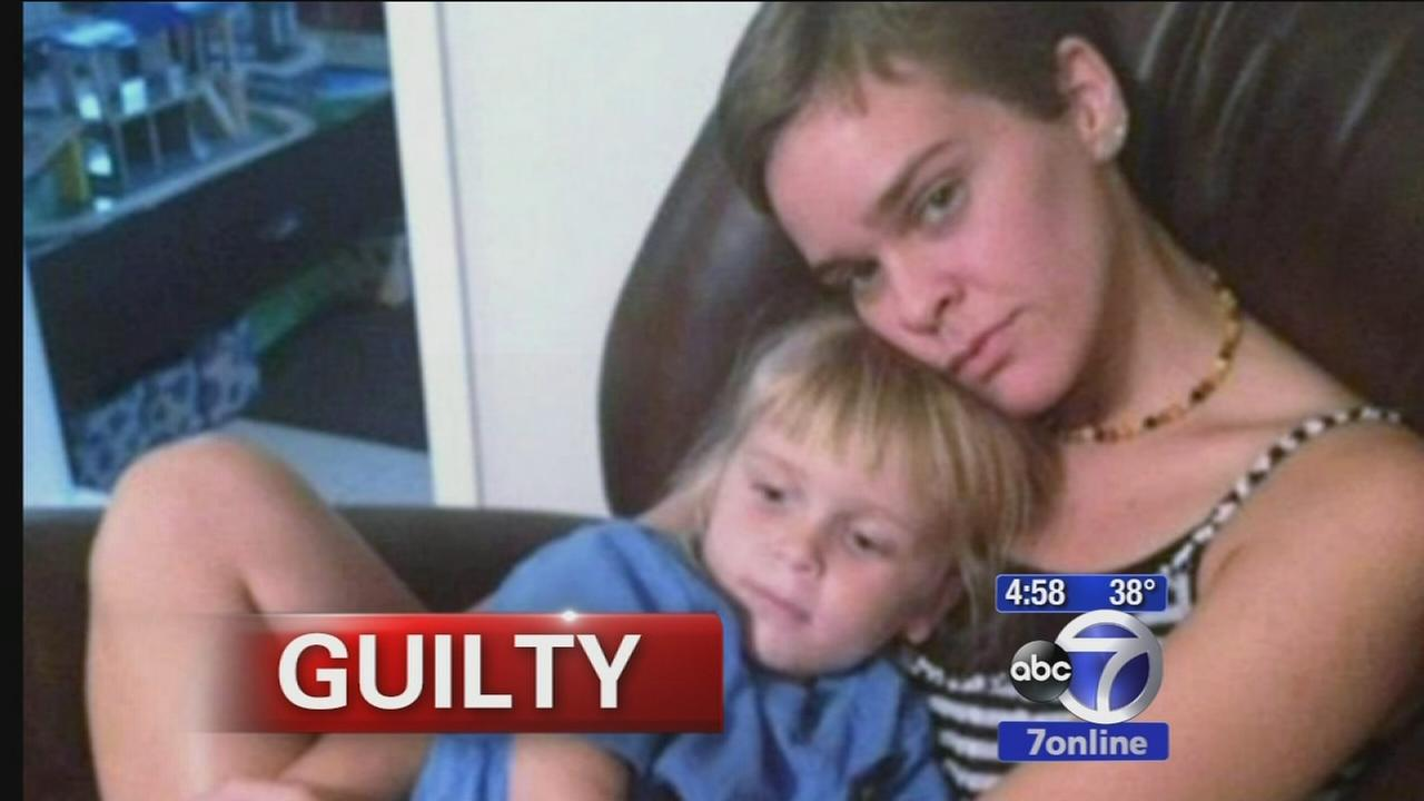 Lacey Spears found guilty of second degree murder for poisoning son with salt