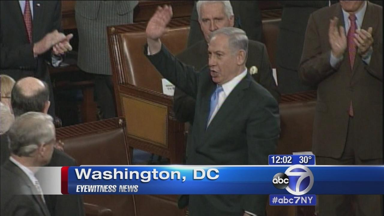 Netanyahu attacks Iran-nuclear talks in speech