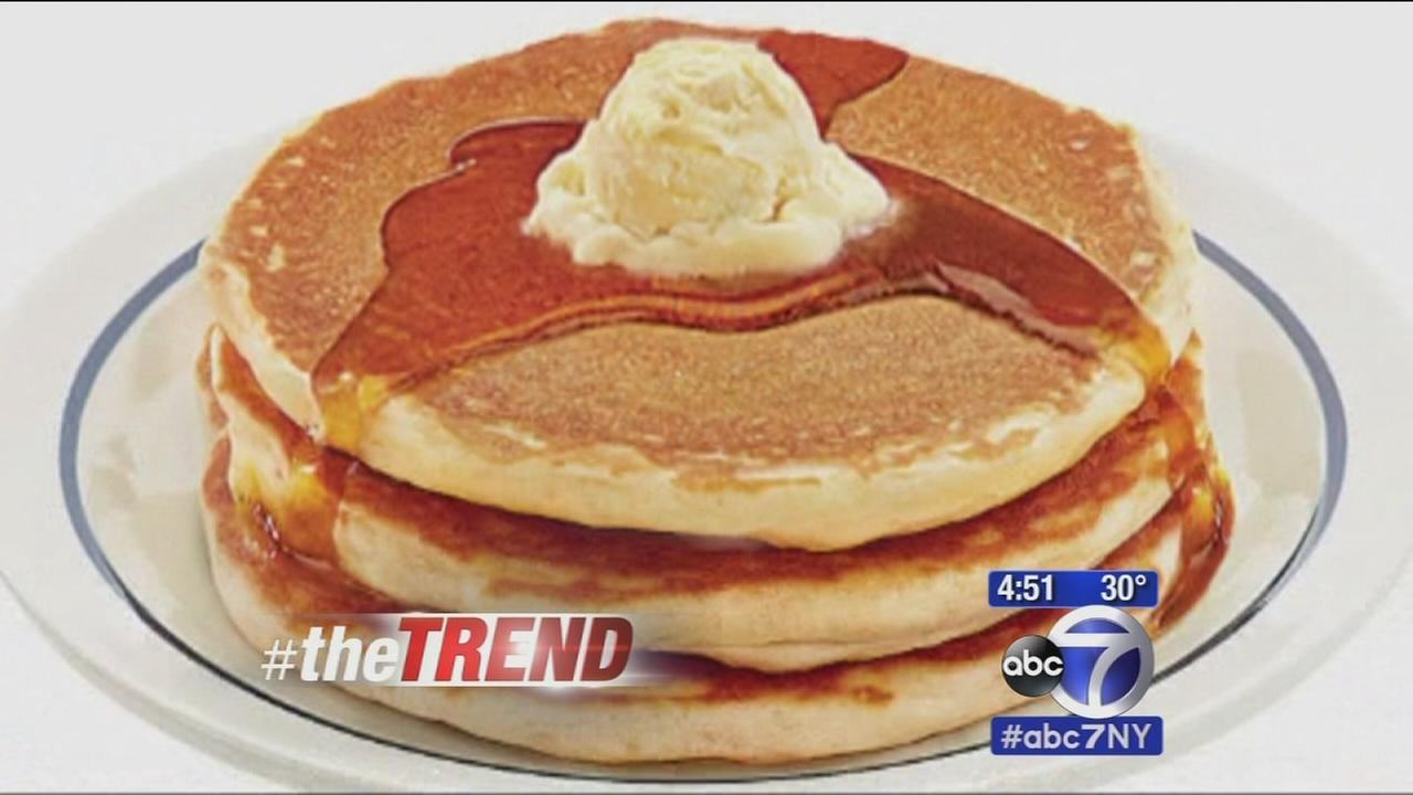 The Trend: National Pancake Day