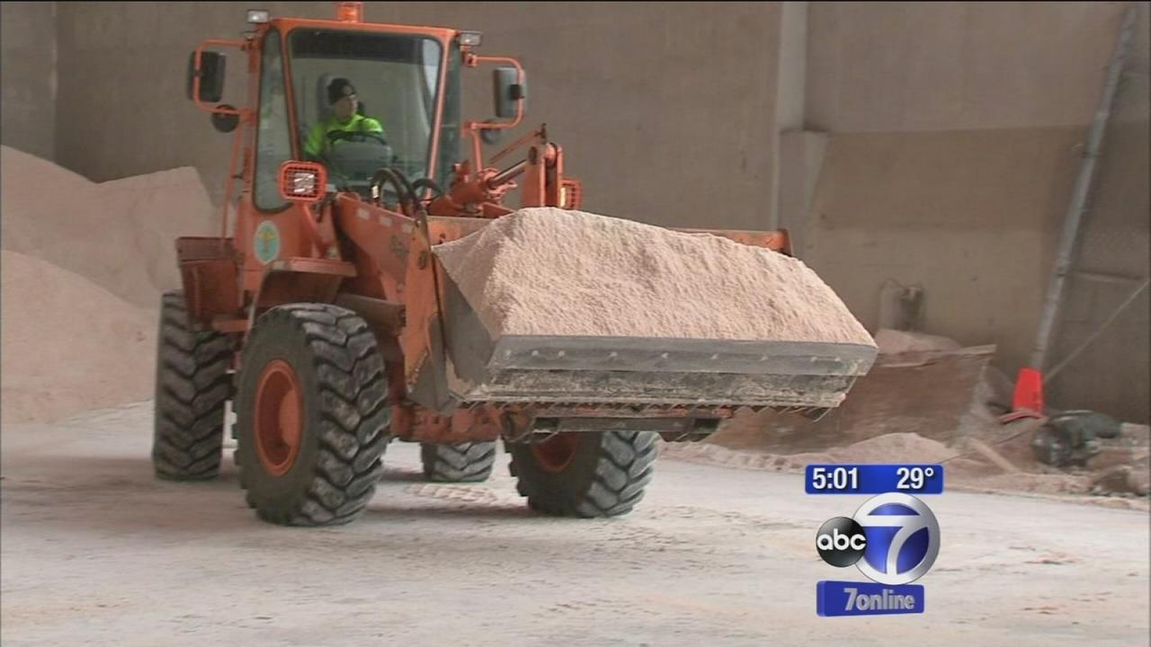 NYC gears up for more winter weather