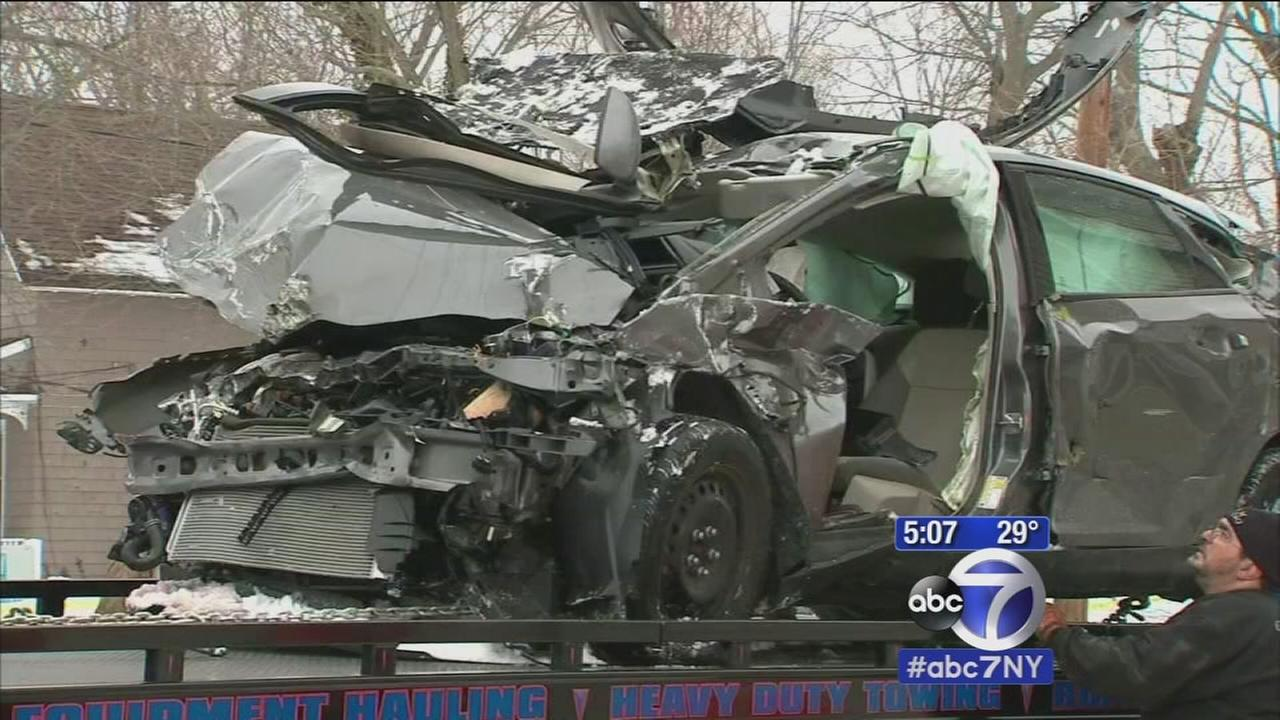 LIRR train hits car in Patchogue
