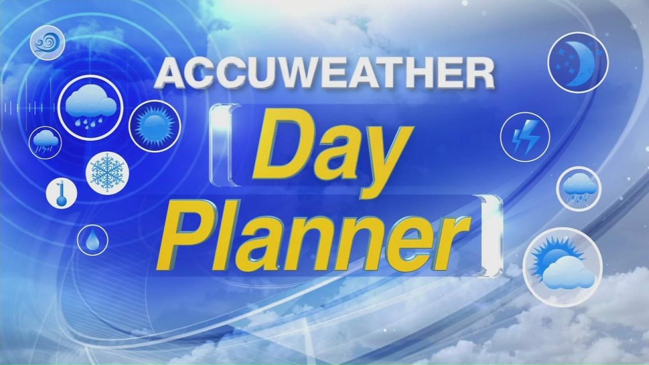 Day Planner for Wednesday