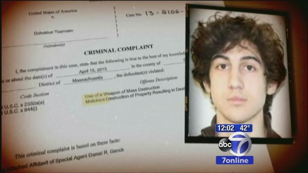 Opening statements begin for Boston Marathon Bombing suspect Dzhokhar Tsarnaev