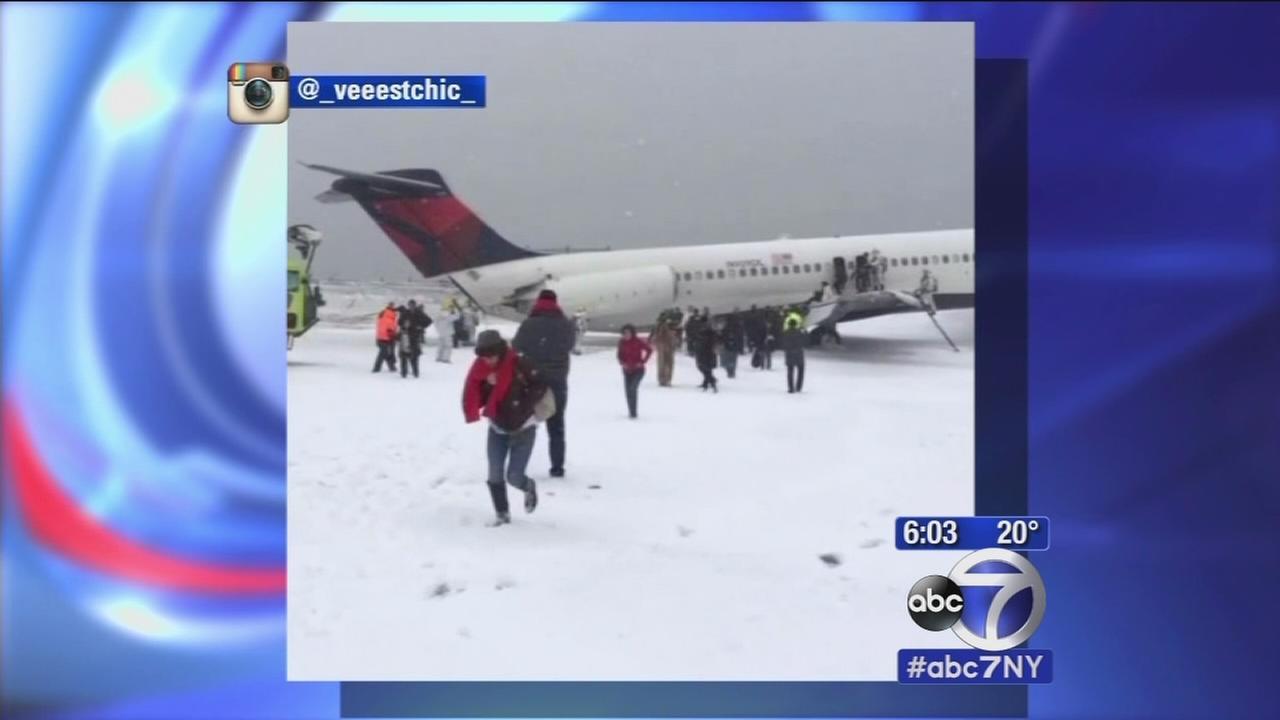 Harrowing experience for passengers on Delta flight