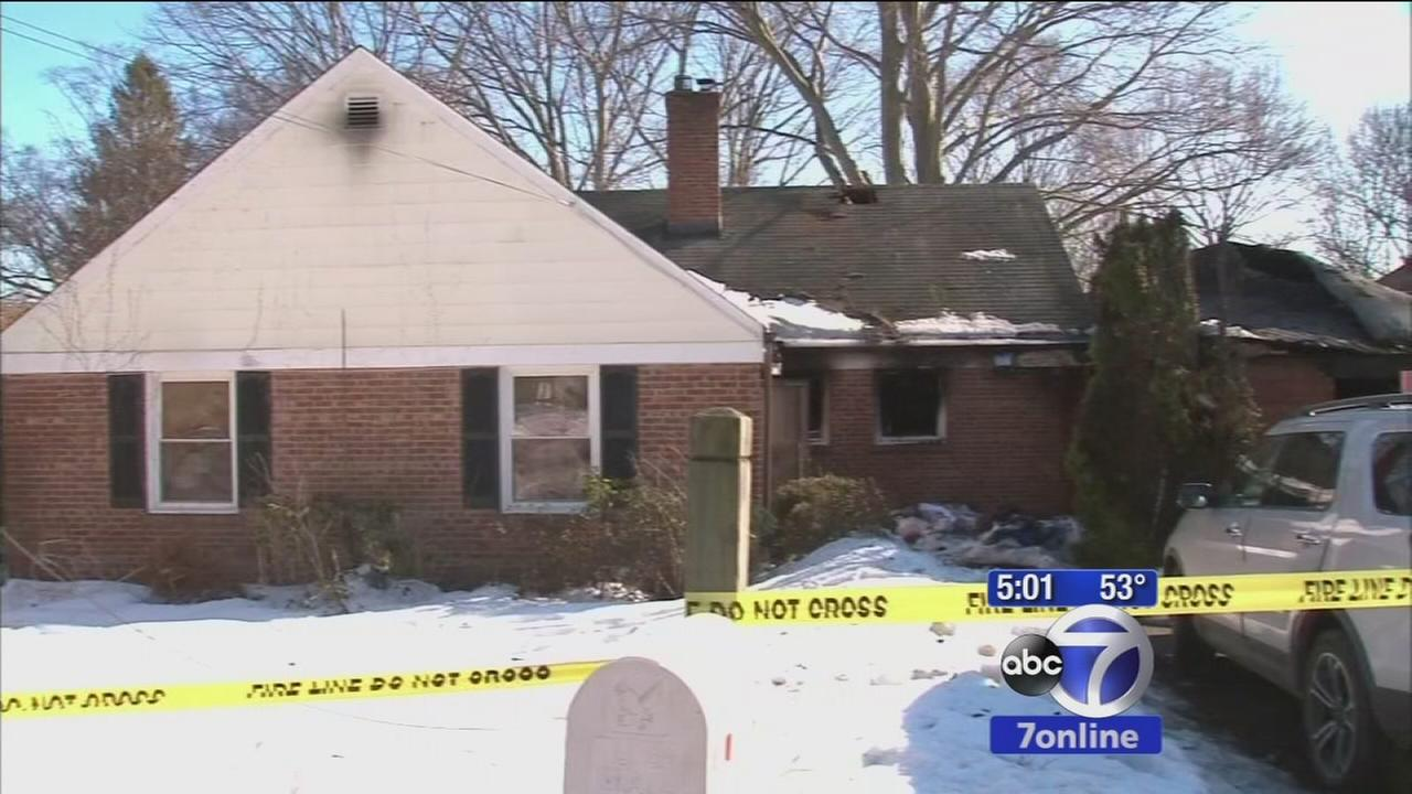 Greenwich home explosion, fire leaves resident injured
