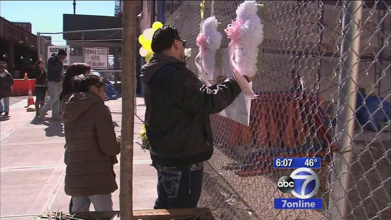 Memorial for victims one year after East Harlem blast
