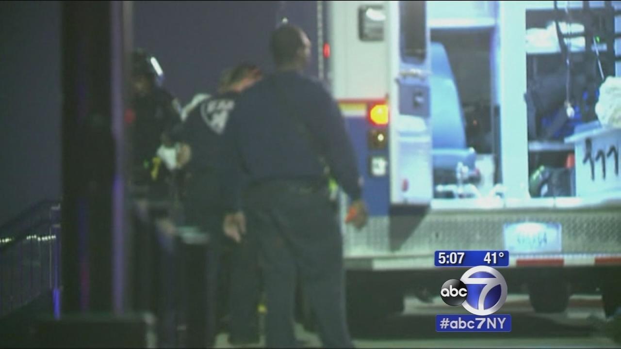 Manhunt still underway for suspect who shot 2 cops in Ferguson