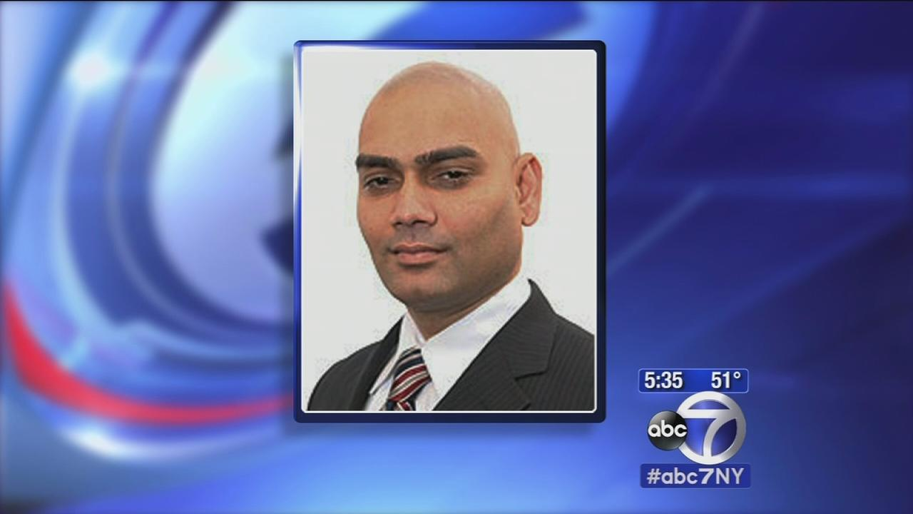 Jersey City councilman faces DWI charge following crash