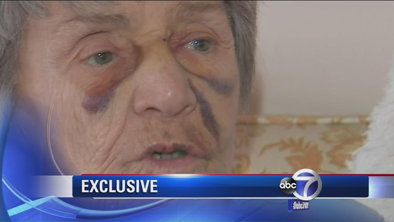 Elderly woman attacked and robbed in Paterson