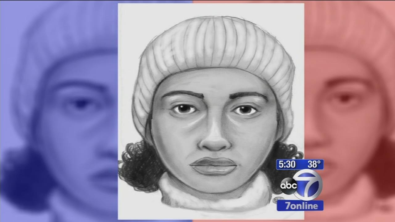 NYPD searching for woman in Upper West Side muggings