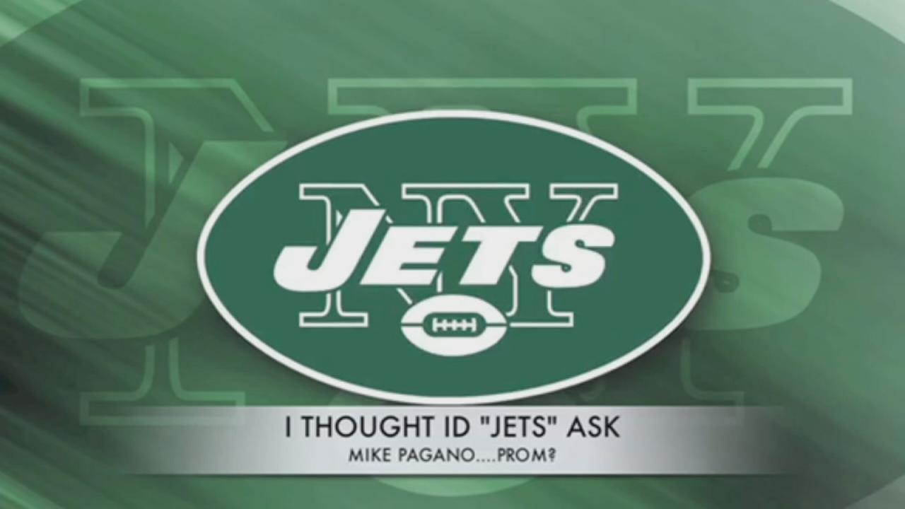New York Jets help out in special Levittown prom proposal