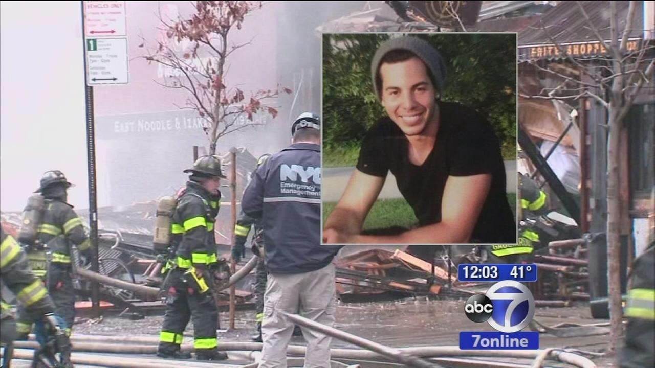 2 still missing after East Village explosion