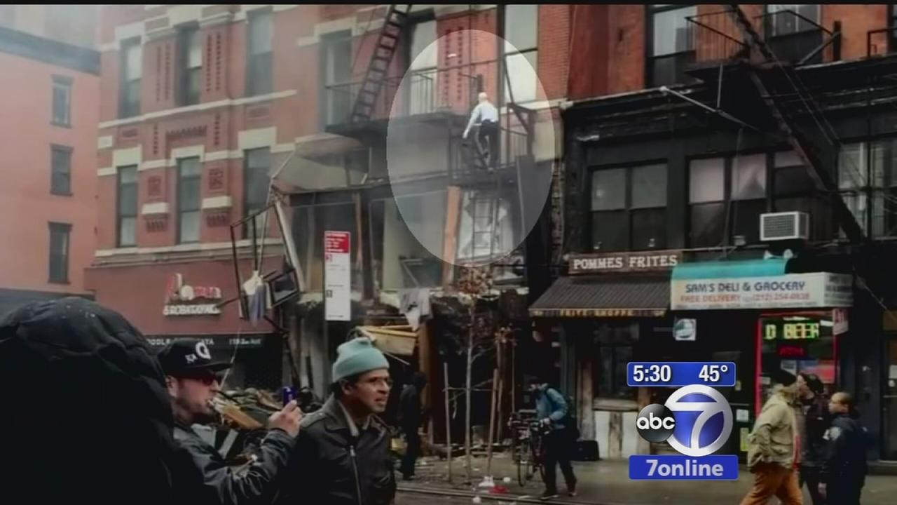 Tales of heroism emerge from East Village chaos