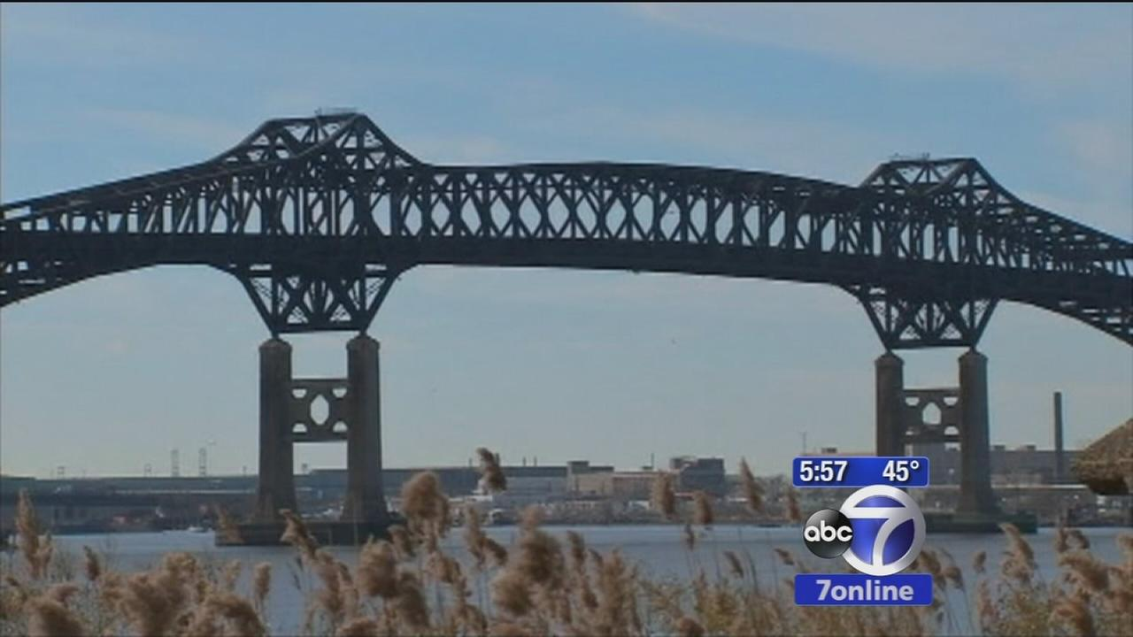 Pulaski Skyway closed for next 8 weekends