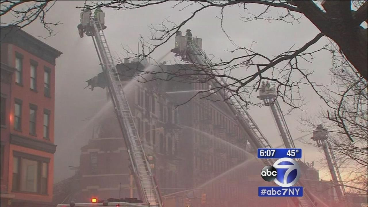 Authorities search for answers in East Village disaster