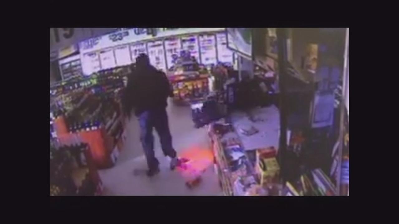 New Jersey waddling burglar