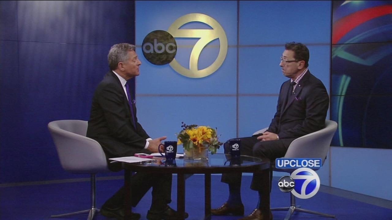 Up Close: FDNY Commissioner