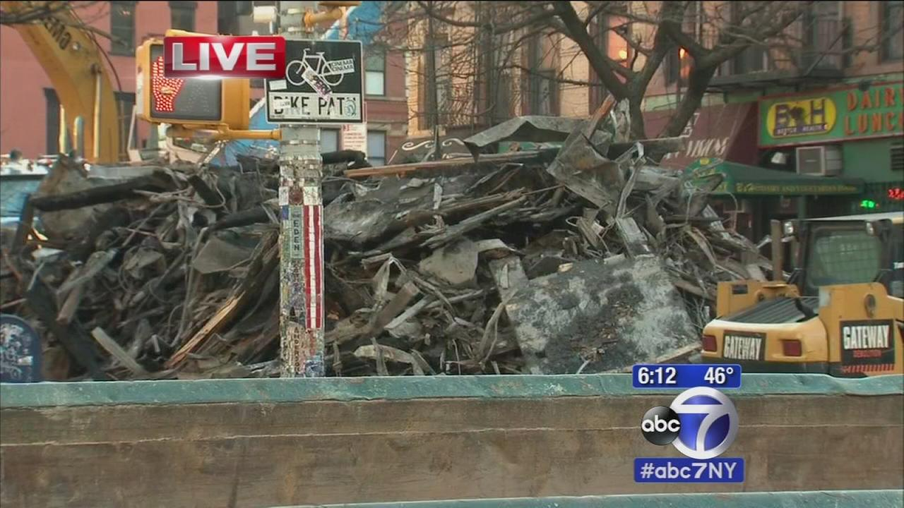 How East Village community is recovering after explosion