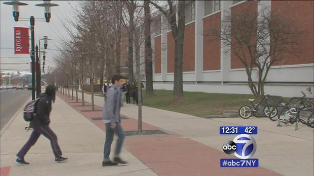 FBI investigating cyberattack at Rutgers