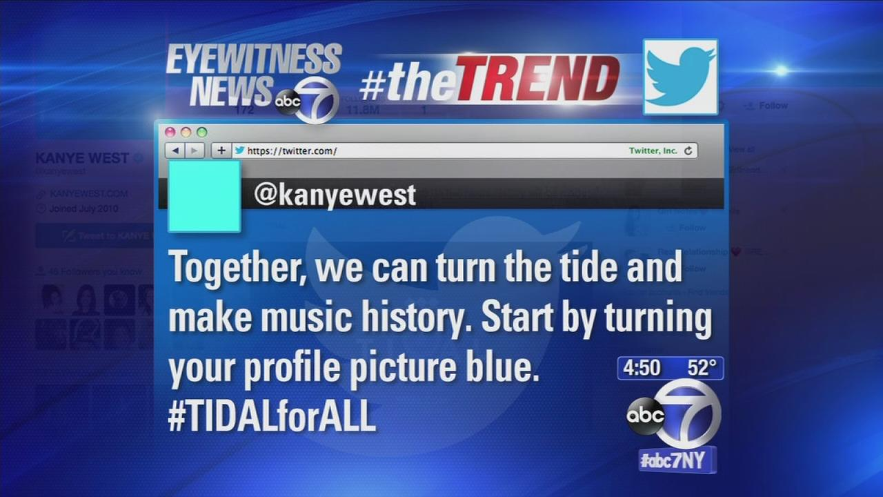 The Trend: Kanye West backs Jay-Z music streaming service