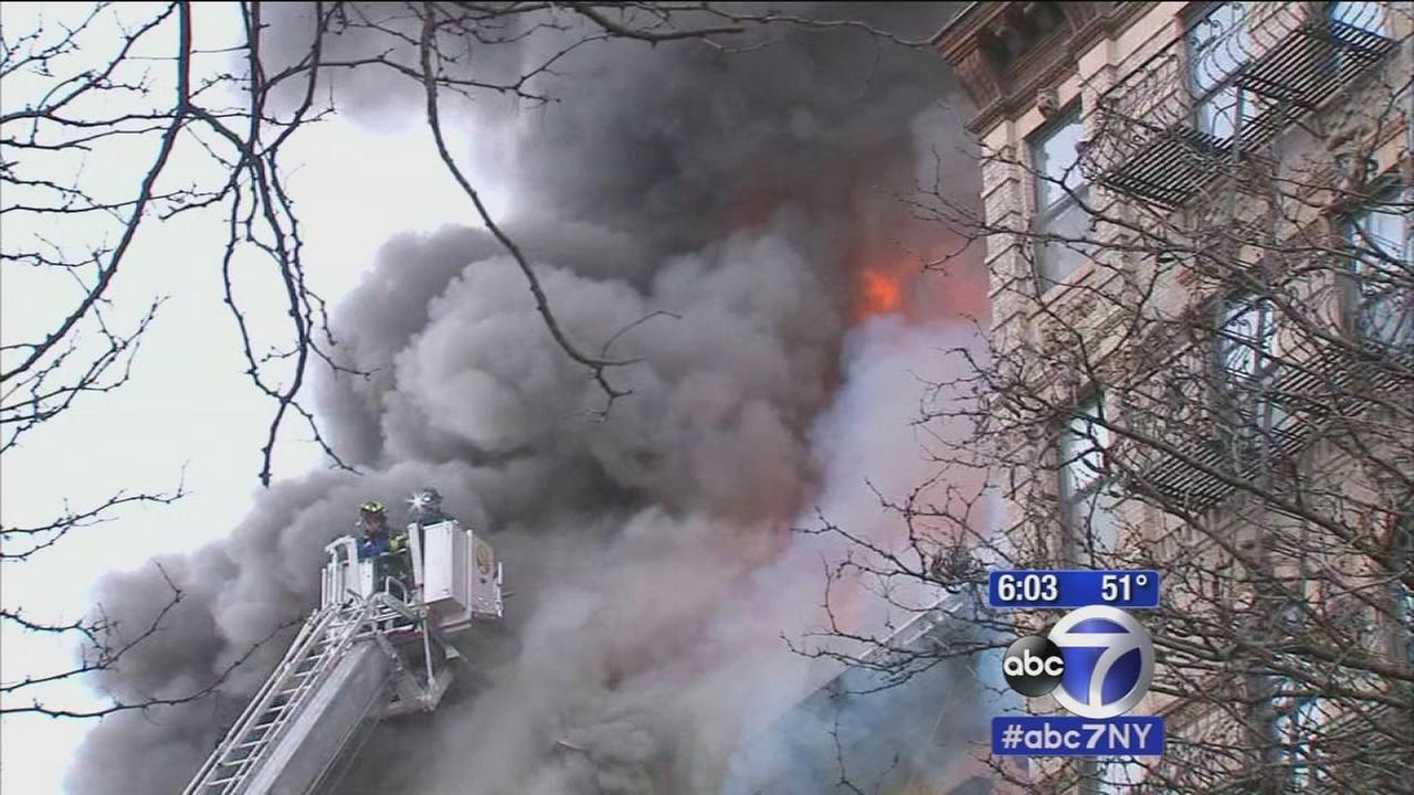 Prosecutors trying to figure out whether East Village blast was criminal