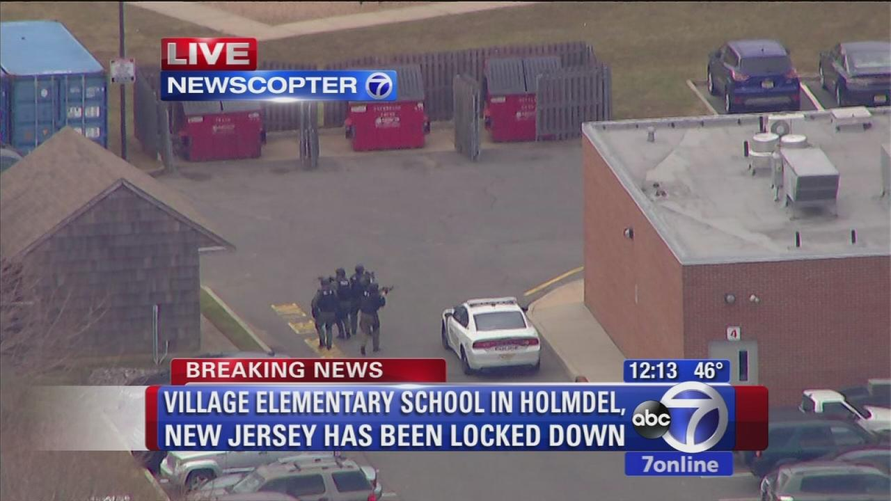 Villege Elementary SChool locked down