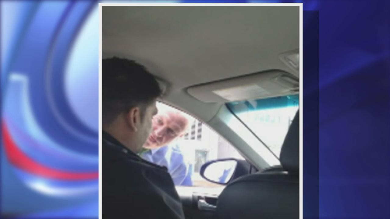 NYPD detective identified in Uber road rage video