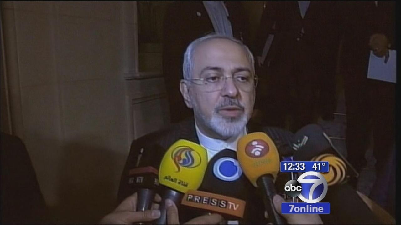 Iran nuclear weapon deal still underway